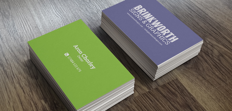 High Quality Premium Business Cards Printing