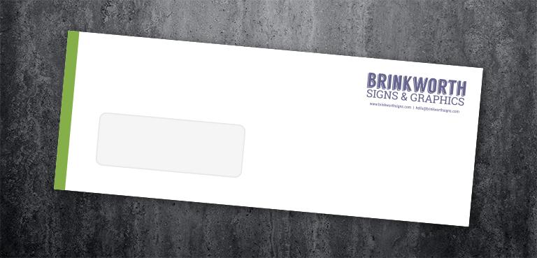 Personalised Envelope Printing