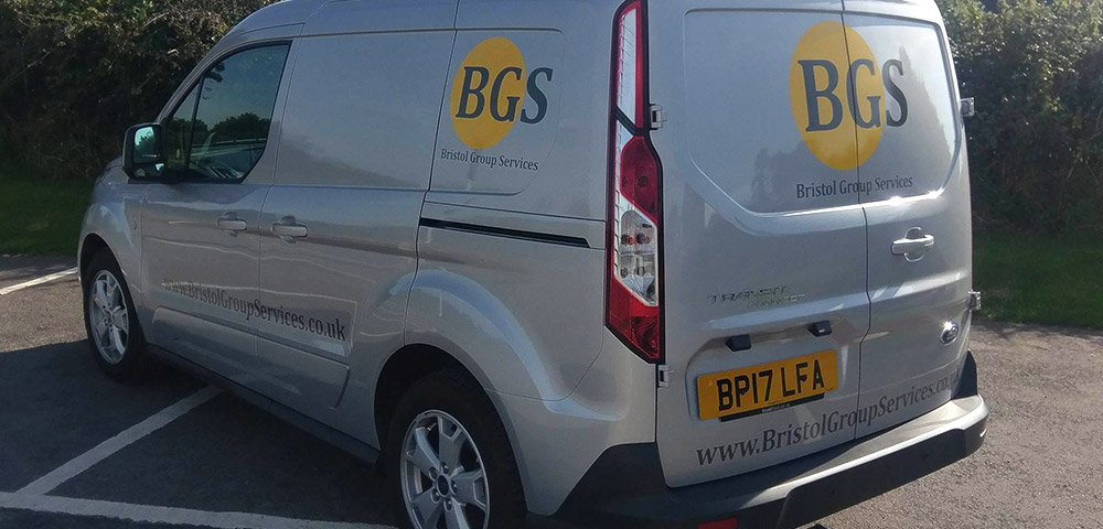 Custom Vehicle Livery & Van Graphics