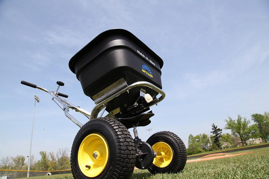 Fertilizer Spreader Settings Tutorial Brinly Hardy Lawn