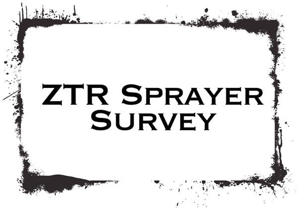 Sprayer - New Product Development Surveys