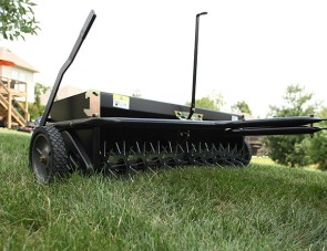 aerator - New Year, New Lawn: Must-Have Equipment for Lawn Improvement