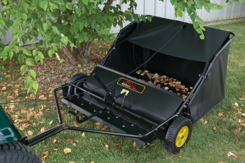 sweeper - New Year, New Lawn: Must-Have Equipment for Lawn Improvement