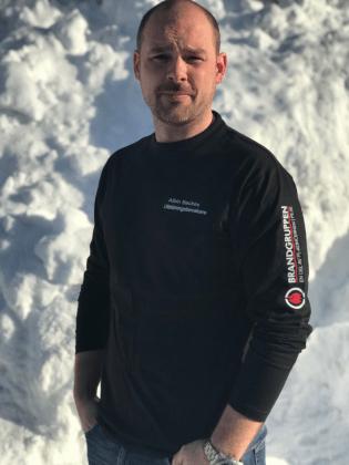 Stf. utbildningsbevakare - Albin Backes