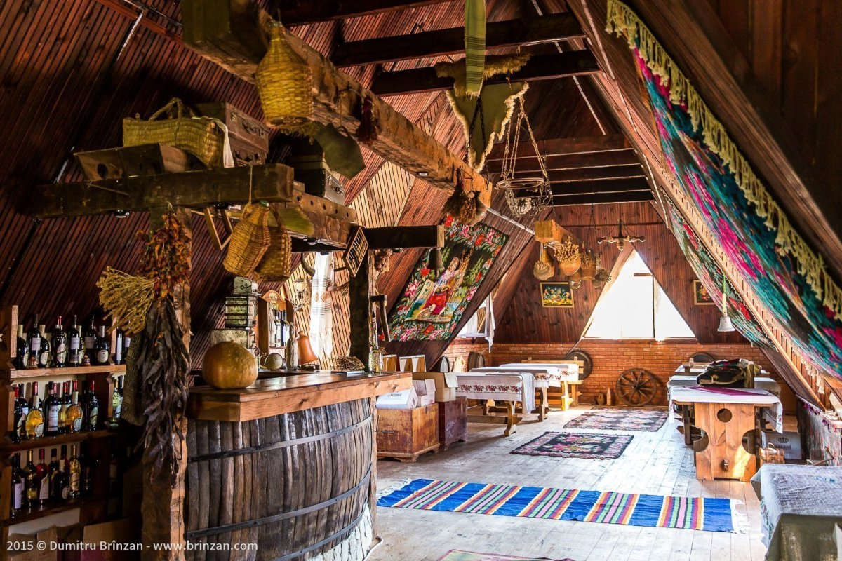 Asconi Winery in Puhoi Village, Moldova - Museum of Traditions