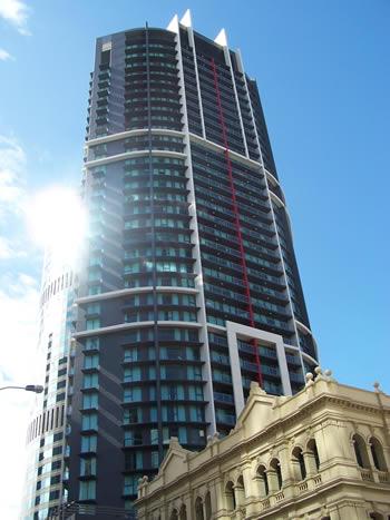 Oaks Felix Apartments Brisbane Australia