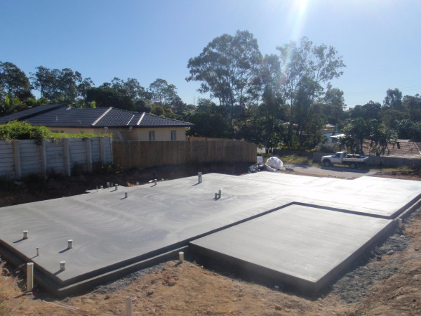 House Amp Building Slabs Brisbane Concrete Landscaping