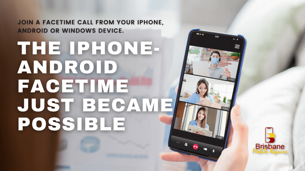 iPhone Android Facetime