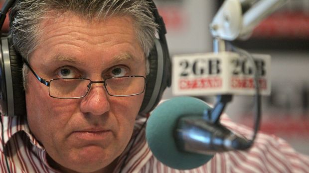 Radio host Ray Hadley has criticised Brisbane radio station 4BC less than two weeks before his show becomes one of its headline programs.
