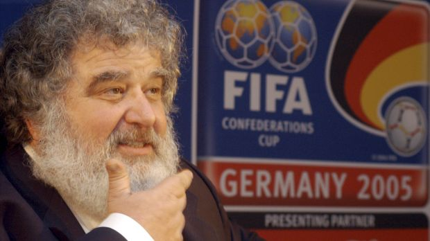 Former FIFA executive Chuck Blazer, has pleaded guilty to 10 charges.