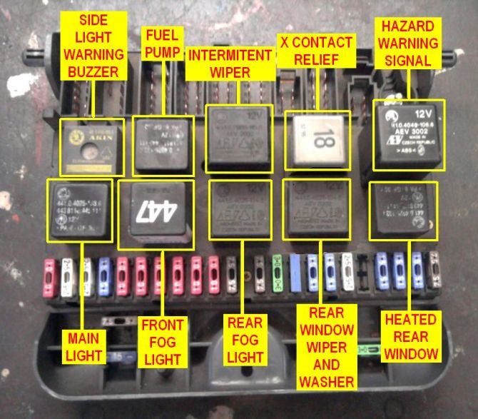 skoda fog lights wiring diagram  1967 firebird wiring