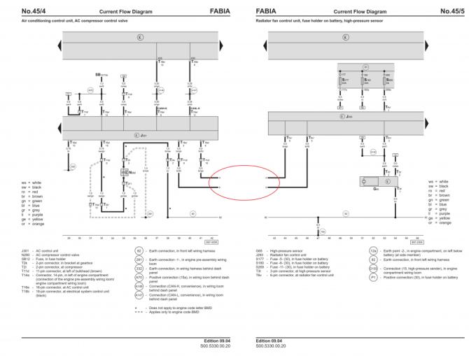 skoda octavia cooling fan wiring diagram  2014 dodge