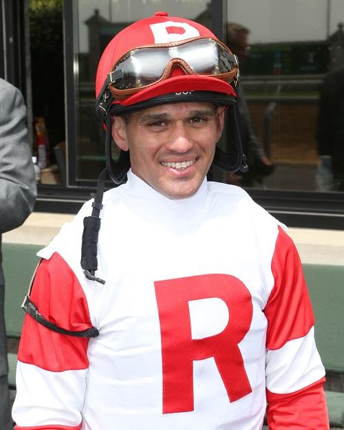 Javier Castellano 2016 Outstanding Jockey Luis Ocasio