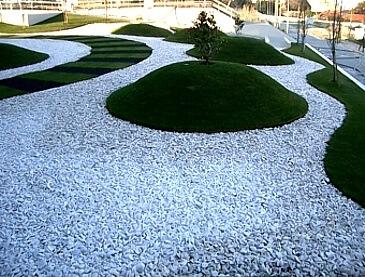 brispedra exemplos decorativos para jardim publico
