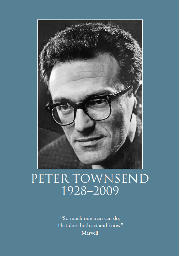 Peter Townsend Memorial Conference