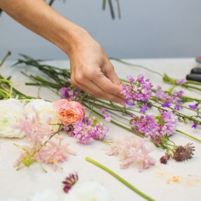 flower arranging 4