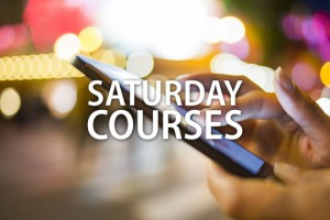Saturday Courses