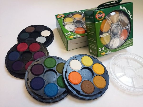 Koh-I-Noor Watercolour Set