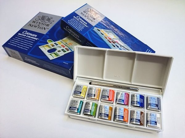 Windsor and Newton Watercolour Sets