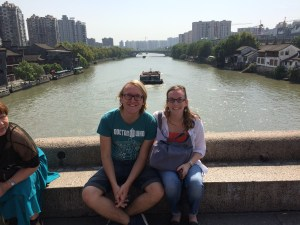 Chillin' on Gongchen Bridge