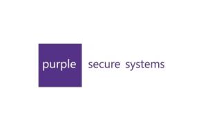 Purple Secure logo