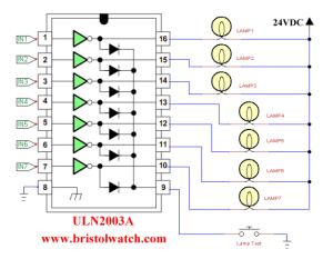 24V mit Arduino schalten