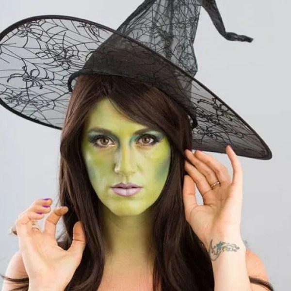 Halloween Makeup 101 Turn Yourself