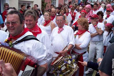 Obby Oss Parade