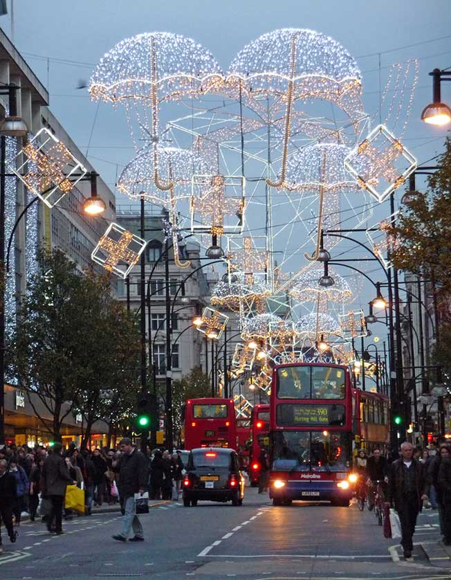 London Winter Events BritainVisitor Travel Guide To