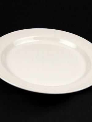 "DINNER PLATE 11"" STEELITE MONTE CARLO"