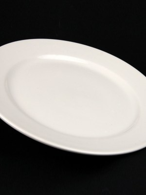 """LARGE DINNER PLATE 11"""" CLASSICAL VALUE"""