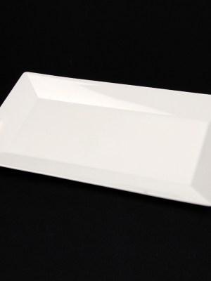 RECTANGULAR PLATE 22cm x 11cm