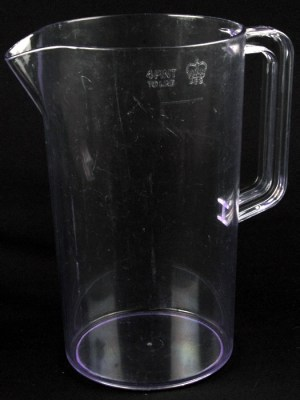 WATER JUG LARGE (PLASTIC)