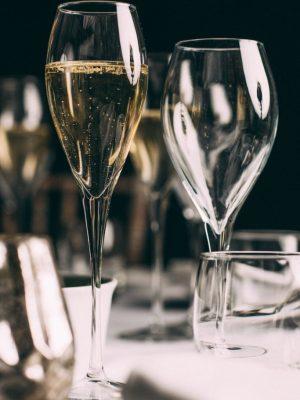 Carlo Wine Glass Hire