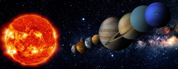 Composition of the Solar System | SpaceNext50 ...