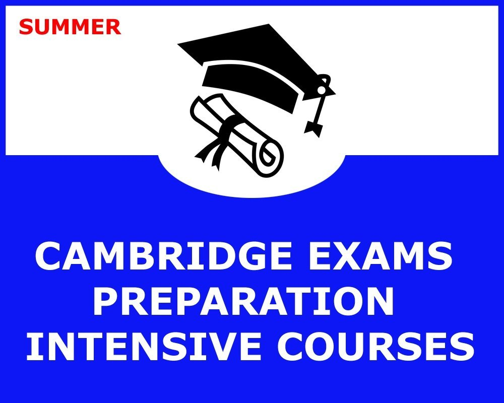INTENSIVE COURSES EXAMINATIONS