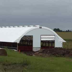 Hotz Farms, Cow Barns, Calf Barns