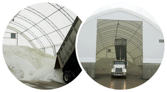 Sand & Salt Storage Building Testimonial