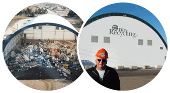 Waste & Recycling Buildings Testimonial
