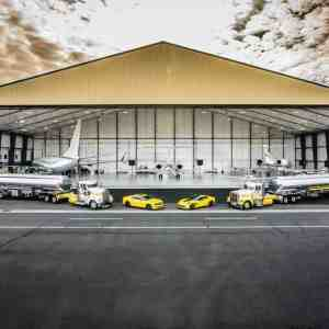 Million Air 280' x 134' Aircraft Hangar