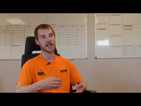 Hear from Our Manufacturing Team - Alex