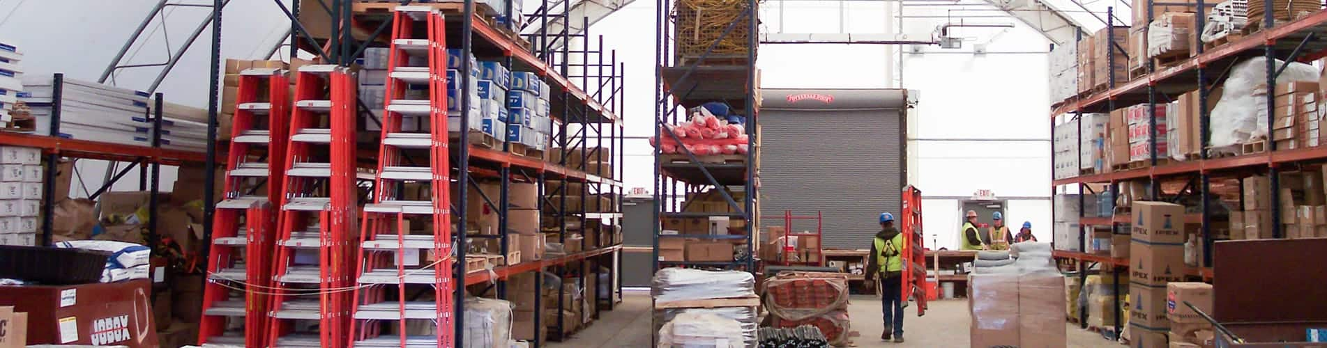 Prefabricated Storage Buildings as a Portable Warehouse Building