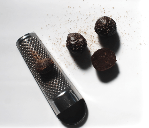 Beer Infused Pumpkin Bread Truffles from britinthesouth.com