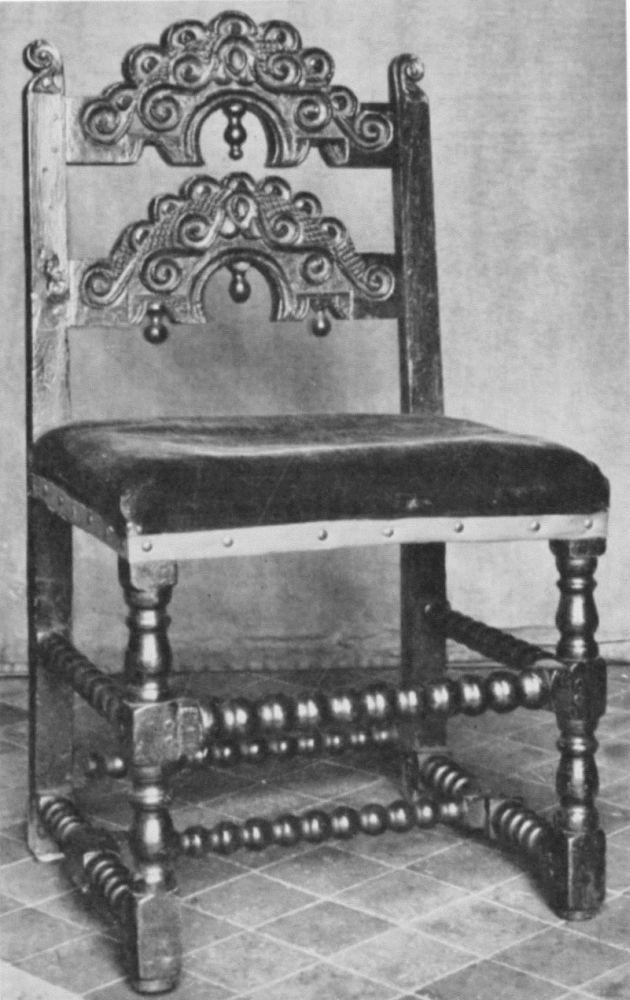 Plate 44 Woodwork Furniture British History Online