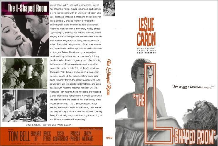British 60s Cinema The L Shaped Room