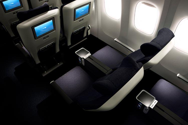 World Traveller Plus Premium Economy British Airways