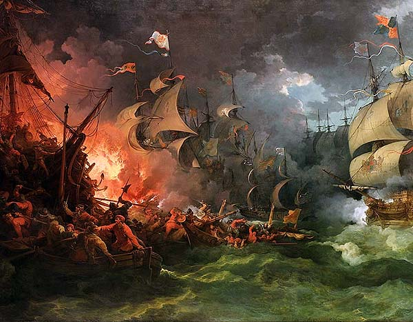 Image result for picture of the spanish armada