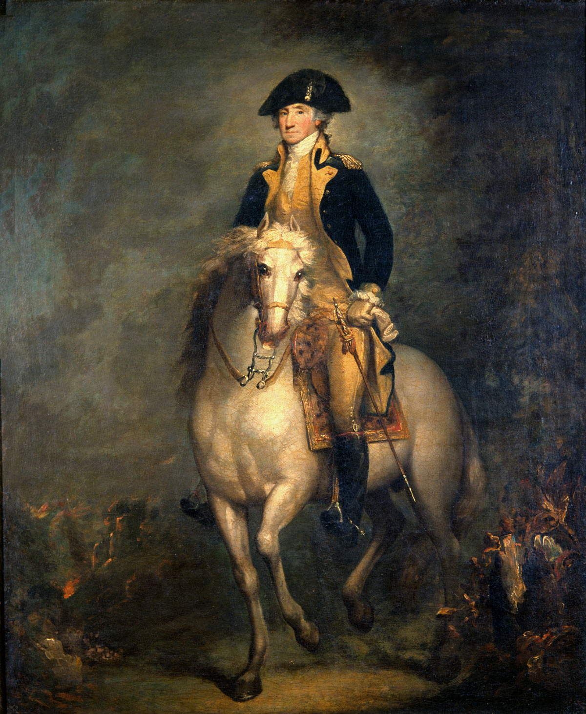 War Of The American Revolution To