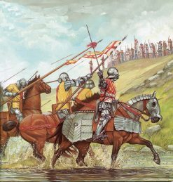 Image result for – Battle of Blore Heath