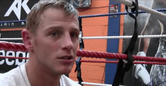 gary sykes boxer adrien broner